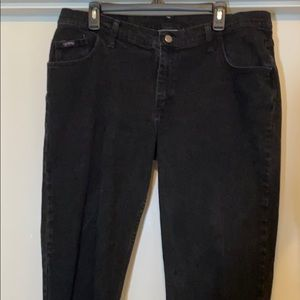 Women Riders by Lee Relax Straight-Leg Jeans 18W P